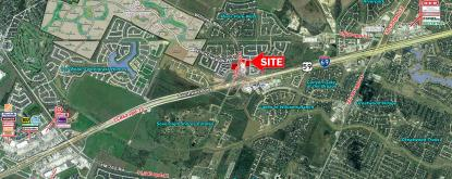 2.4721, 1.133, 2.562 AC - Williams Way & I-69 Aerial