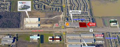 2.98 AC - S Sam Houston Pkwy Aerial
