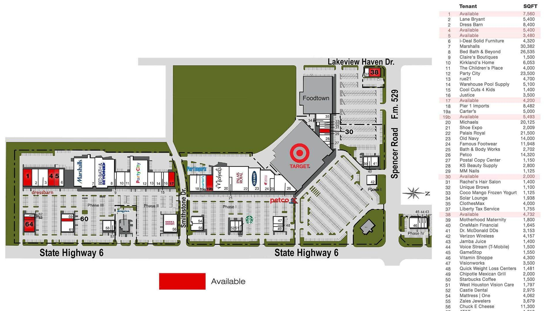 Copperwood Village Site Plan
